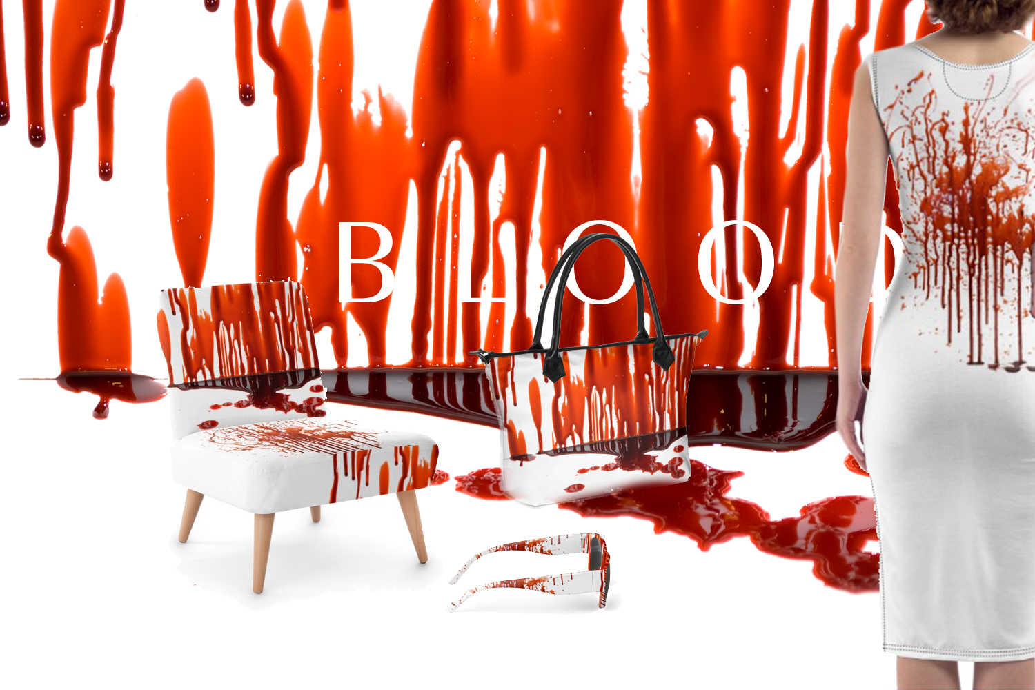 BLOOD COLLECTION BY ATELIER VERSUS